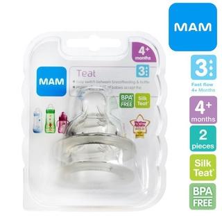 MAM Silk Teat - Size 3