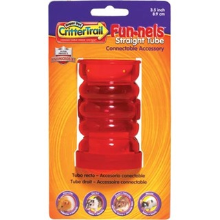"Super Pet Crittertrail Fun-Nels Stratube 3.5"""