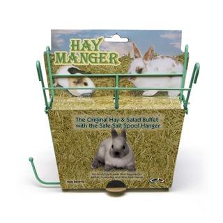 Super Pet Hay Manger W/Salt Hanger