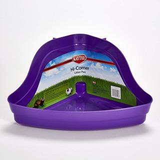 Super Pet Hi-Corner Litter Pan