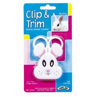 Super Pet Sfd-Clip&Trim Nail Trimr Bunny