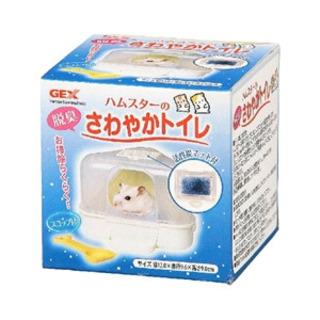 Gex Deodorising Hamster Toilet