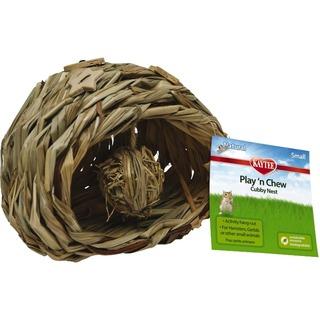 Kaytee Natural Play-N-Chew Nest (S)