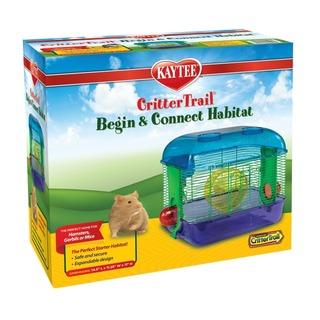 Kaytee Crittertrail Beginnconnect Habitat