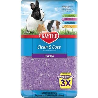 Kaytee Clean & Cozy Purple 500Cu In (8L)
