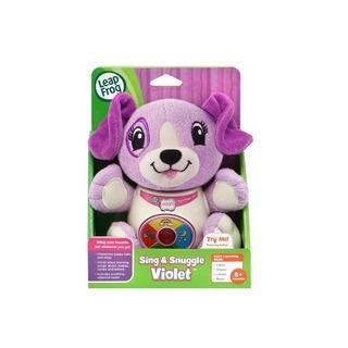 LeapFrog Take Along Pals Violet