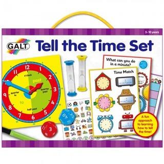 GALT Tell The Time Set