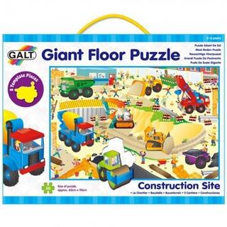 GALT Giant Floor Puzzle - Construction Site