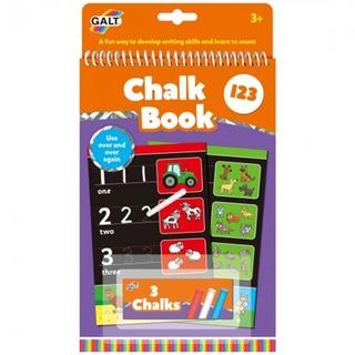 GALT Chalk Book - 123