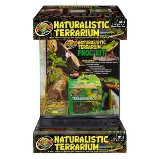 Zoo Med Naturalistic Terrarium 12x12x18 inch (M)
