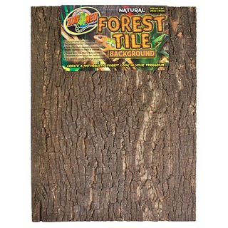 Zoo Med Naturalistic FOREST Tile Background (NT4) (XL)