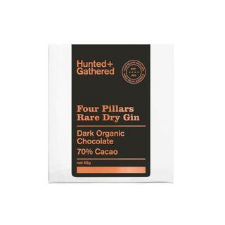 Hunted + Gathered Four Pillars Gin Chocolate Bar