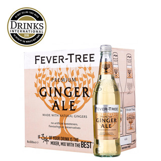 Fever Tree Ginger Ale Mixer