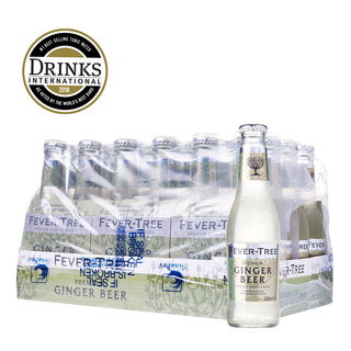 Fever Tree Ginger Beer Mixer