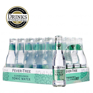 Fever Tree Elderflower Tonic Mixer