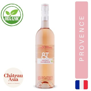 H&B - Cotes de Provence - Organic Rose Wine