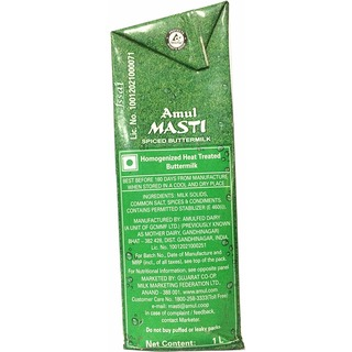 Amul Masti Spiced Butter Milk