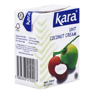 Kara UHT Natural Coconut Packet Cream
