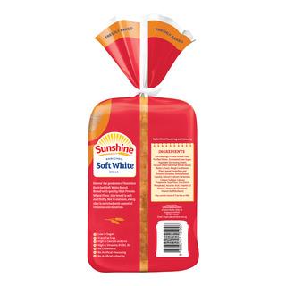 Sunshine Enriched Bread - Soft White
