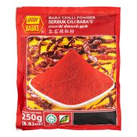Baba's Packet Powder - Chili