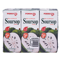 Pokka Packet Drink - Soursop Juice