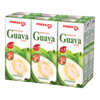 Pokka Packet Drink - Guava Juice