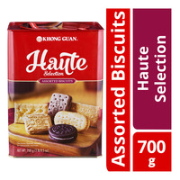 Khong Guan Assortment Biscuits - Haute Selection (Tin)