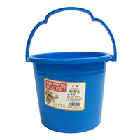 THG Plastic Colorful Bucket