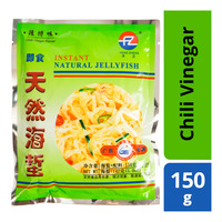 Feng Zheng Instant Natural Jellyfish - Chili Vinegar