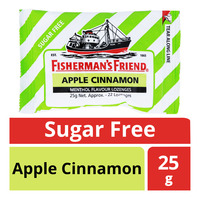 Fisherman's Friend Sugar Free Lozenges - Apple Cinnamon