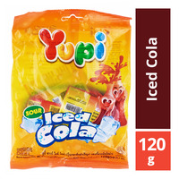 Yupi Gummy Candies - Iced Cola