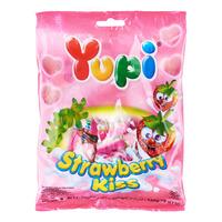 Yupi Gummy Candies - Strawberry Kiss