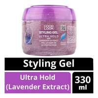 Good Look Styling Gel - Ultra Hold (Lavender Extract)