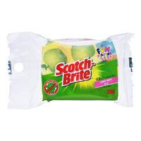 3M Scotch-Brite Scrub Sponge - Light Duty (Fun Design)