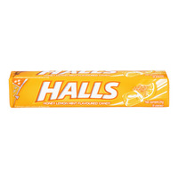 Halls Candy - Honey Lemon Mint