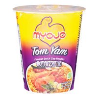 Myojo Quick Cup Noodles - Tom Yam
