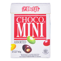 Delfi Choco Mini Candy - Assorted