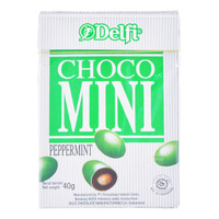 Delfi Choco Mini Candy - Peppermint