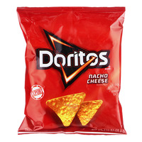 Doritos Tortilla Chips - Nacho Cheese