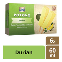 King's Potong Ice Cream - Durian