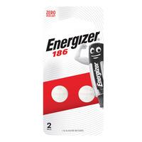 Energizer Alkaline Battery - Zero Mercury (186)