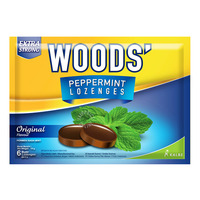 Woods' Peppermint Lozenges - Original