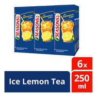F&N Seasons Packet Drink - Ice Lemon Tea