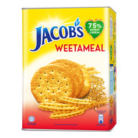 Jacob's Wheat Crackers - Weetameal