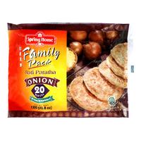 Spring Home Roti Paratha - Onion