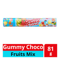 Meiji Gummy Choco - Fruits Mix