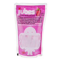 Wong Coco Jubes Nata De Coco - Strawberry