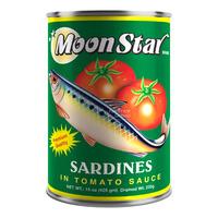 Moon Star Sardines - Tomato Sauce