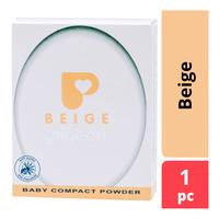 Pigeon Baby Compact Powder - Beige