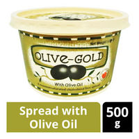 Olive Gold Spread with Olive Oil
